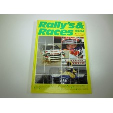 Book Rallies & 93/94 Dutch races